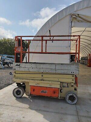 2012 Jlg 2030es Scissor Lift Electric Manlift Aerial Platform Genie Skyjack 717