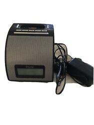 iHome IH110B iPod iPhone Sound Alarm Clock Dock Station Player - Black