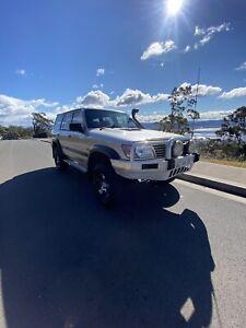 Nissan Patrol St (4x4) Manual 4x4 Turbo Diesel