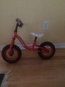 Puky style push bike