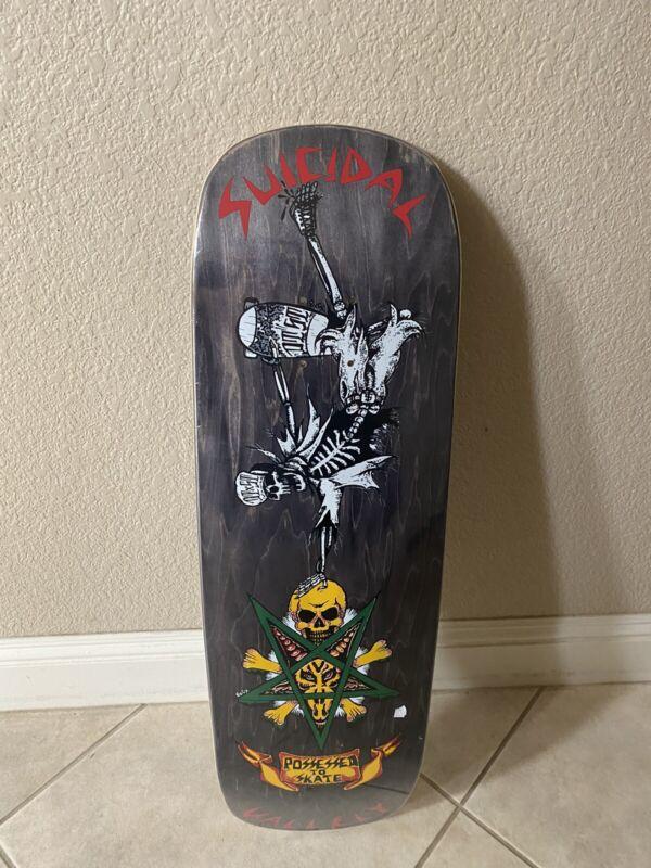 mike vallely skateboard, Dogtown / Suicidal Skates