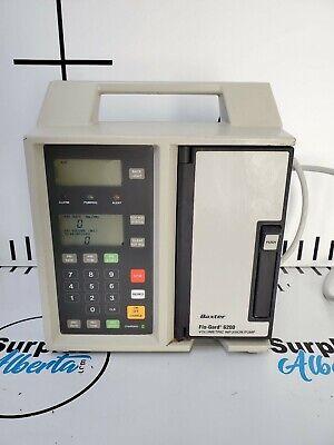 Baxter Flo-gard 6200 Volumetric Infusion Pump 1 - Free Shipping