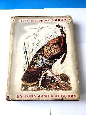 1946 The Birds of America by John James Audubon with Dust Jacket