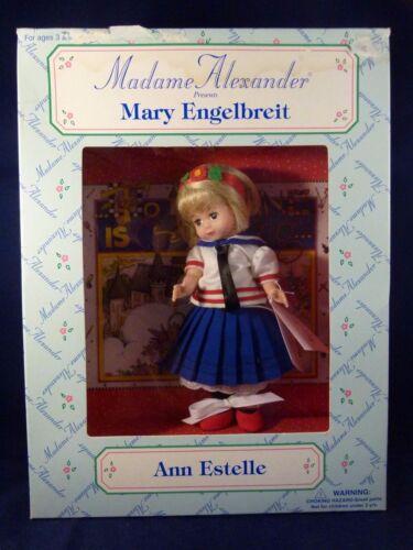 Madame Alexander Mary Engelbreit Ann Estelle Doll New In Box Charity Auction