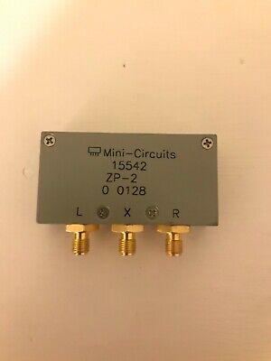 Mini Circuits Zp-2 Frequency Mixer 50-1000 Mhz Coaxial Sma