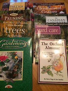 Yard and Garden Books