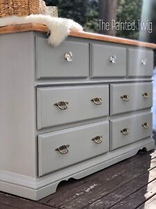 Solid wood dresser/chest