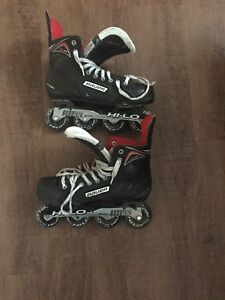 Rollerblades for trade