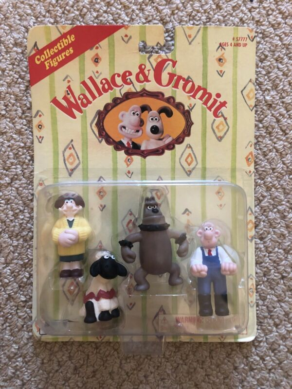 Wallace & Gromit Collectible Figures Shaun The Sheep 1989