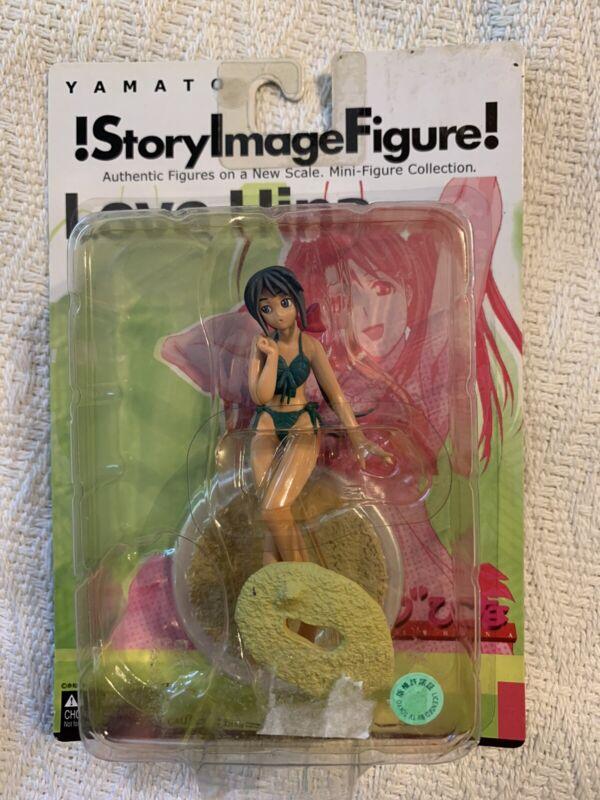 Love Hina Nyamo Figure Yamato Story Image Figure MOC