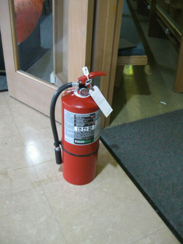 Fire Extinguisher Ansul Clean Guard - Fully Charged