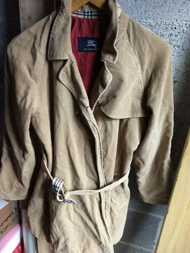 Burberry vintage trench authentique taille 14