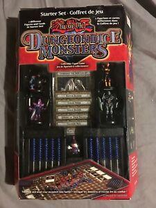 Yu-Gi-Oh Dungeondice Monsters Sealed Brand New