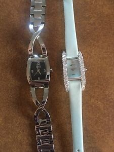 Roots and Light Blue Watch