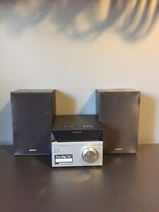 GREAT CONDITION Sony Audio System