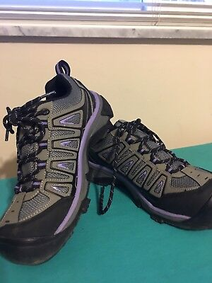 Used, Nautilus Women's Safety Footwear Work Boots With Steel Toes EUC. Size 9 for sale  Huntington