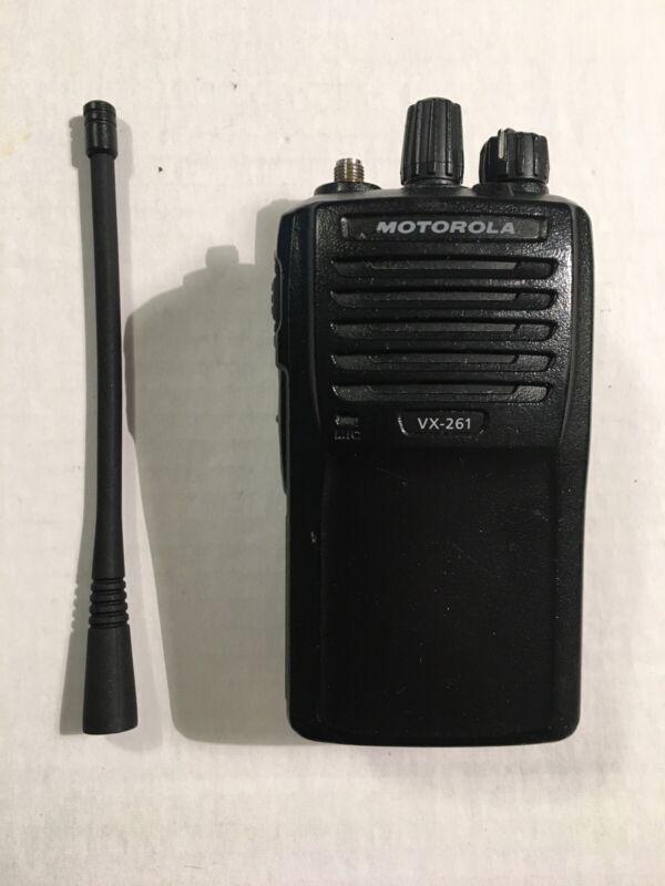 Motorola VX261 UHF 16Ch, 450-520MHz