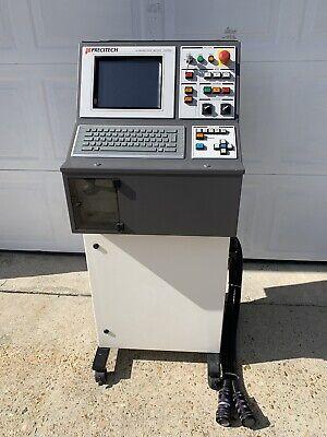 Precitech Ultraprecision Machine Control