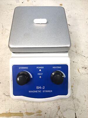 Sh-2 Lab Magnetic Stirrer Hot Plate