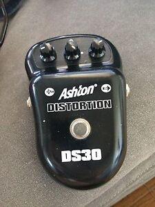Ashton Distortion Pedal Riverstone Blacktown Area Preview