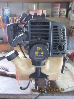 2 stroke motor