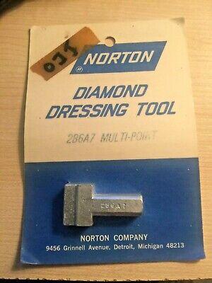 Norton 2b6a7 66260195071 Multipoint Diamond Dressing Tool Nos.