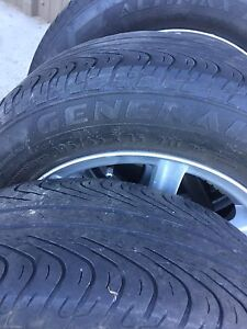 4 General tires for sale