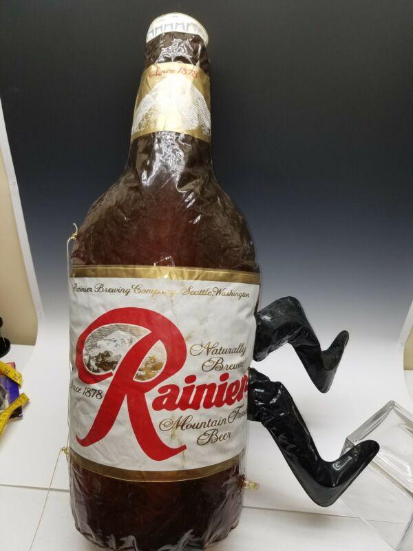 Rainier Beer Inflatable Walking Bottle