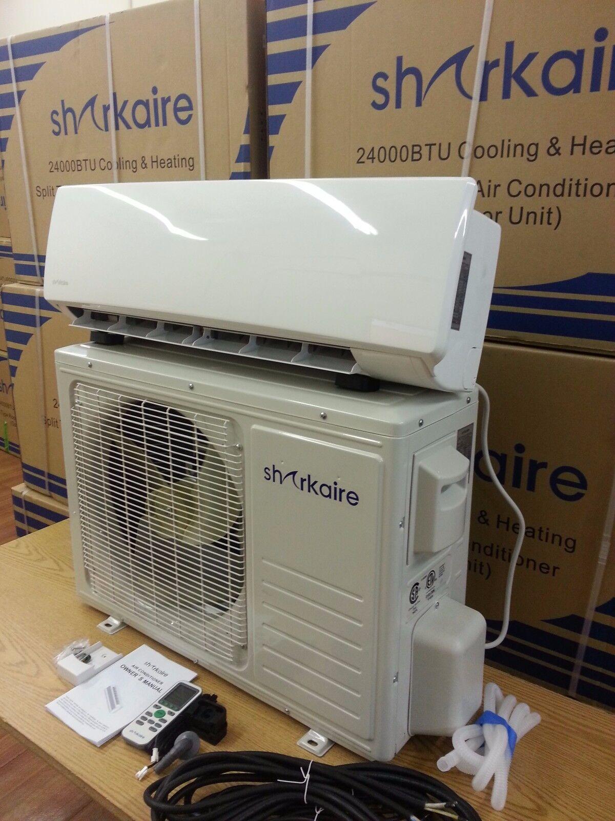 110 VOLT 9000 BTU Ductless Mini Split Air Conditioner Easy I