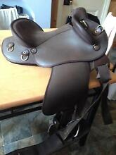 """17""""ammo half breed saddle Sheffield Kentish Area Preview"""
