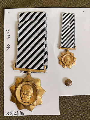 Used, SOUTH AFRICAN NATIONAL DEFENCE FORCE SANDF COMPLETE MANDELA MEDAL SET RARE for sale  Shipping to South Africa