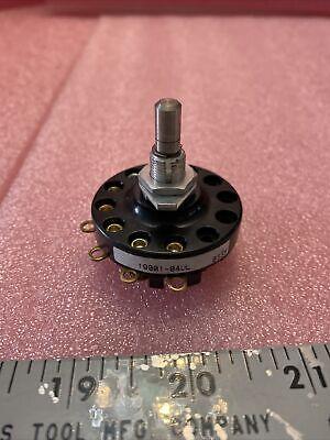 Grayhill Rotary Switch 19001-04ul