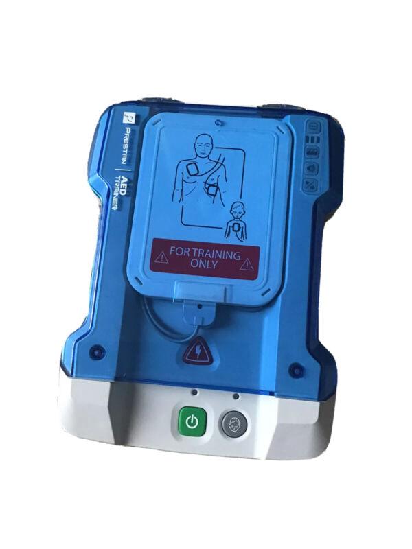 Preston AED Trainer, AED Training Unit - Includes 2 CPR Microshields