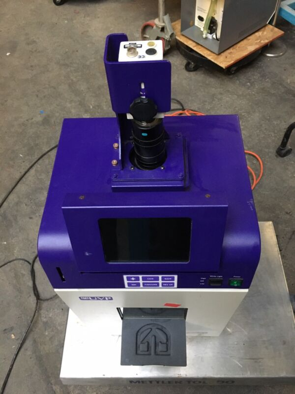 UVP BioDoc-It UV Transilluminator Imaging System W/ Camera