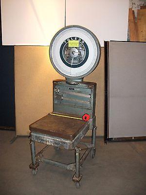 Toledo Portable Bulk Dial Scale