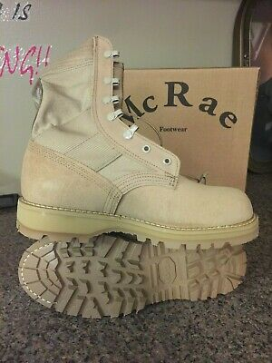 McRae Desert Hot Weather Army Combat Boots - 6.5 W Desert Hot Weather Boot