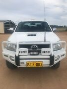 Toyota hilux Rosemeath Bombala Area Preview