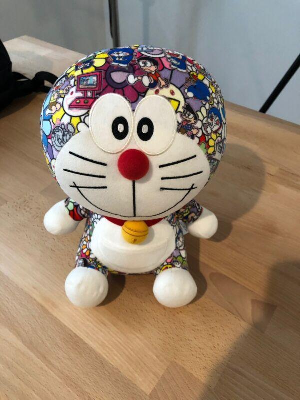UNIQLO Takashi Murakami  Doraemon Plush Toy Kaws AUTHENTIC