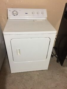 inglis super capacity  electric dryer energy saver/can deliver