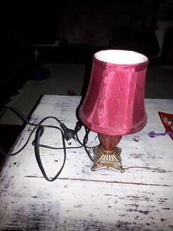 Small retro lampTribal retro vintage handcrafted lamp   Table   Desk Lamps  . Handcrafted Lighting Australia. Home Design Ideas