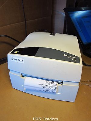Interec PC4 Thermal Barcode Label Barcode Printer USB PARALLEL SERIAL EXCL PSU