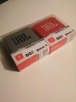 Jbl Go2 Wireless Portable Bluetooth Speaker -