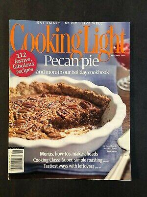 Light Pecan Pie - Cooking Light Magazine November 2008  Pecan Pie