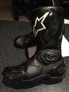 ALPINESTARS MOTORCYCLE BOOTS SMX 5 Varsity Lakes Gold Coast South Preview