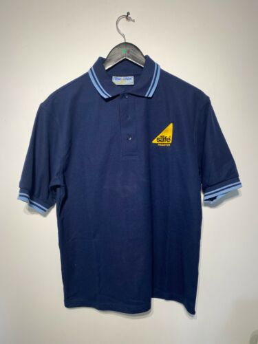 Gas+Safe+Embroidered+Polo+-+Navy%2C+Small%2C+Free+Del%2C+Clearance