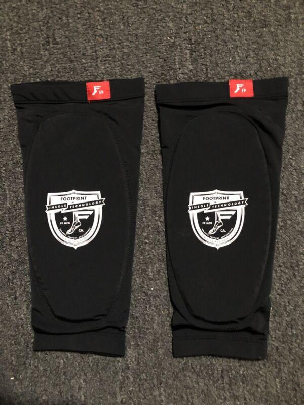 Footprint FP Lo Pro Heavy Protection Shin Sleeve Medium (Pair) Skateboarding