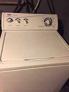 Ingles Super Capacity Washer
