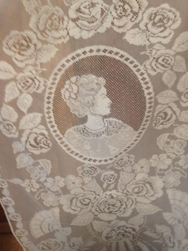 Vintage Lace Curtains | eBay