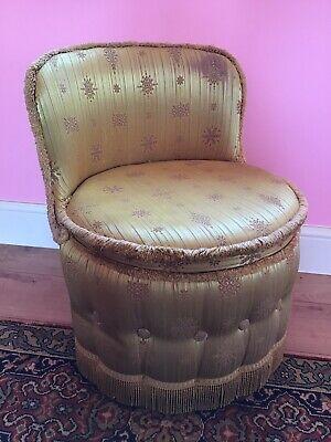 Vintage Sherborne Bedroom Tub Chair