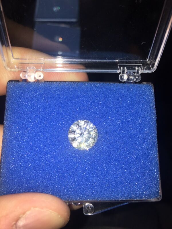 Round 4.15ct. D SI2 HPHT Lab Grown Diamond IGI Certified (Ships From USA)